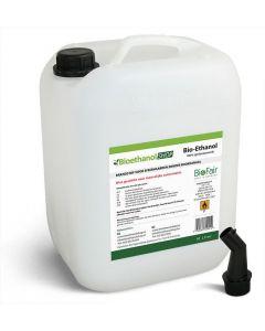 10 Liter bio-ethanol bioethanol 100% in jerrycan +schenktuit